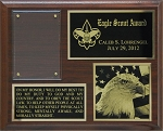 Eagle Scout  Plaque