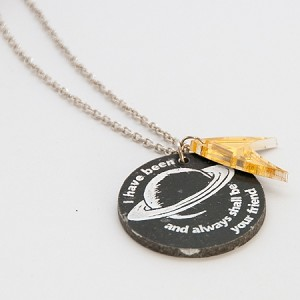 Star Trek Starfleet Insignia Pendant Necklace