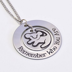 Lion King - Remember Who You Are - Necklace